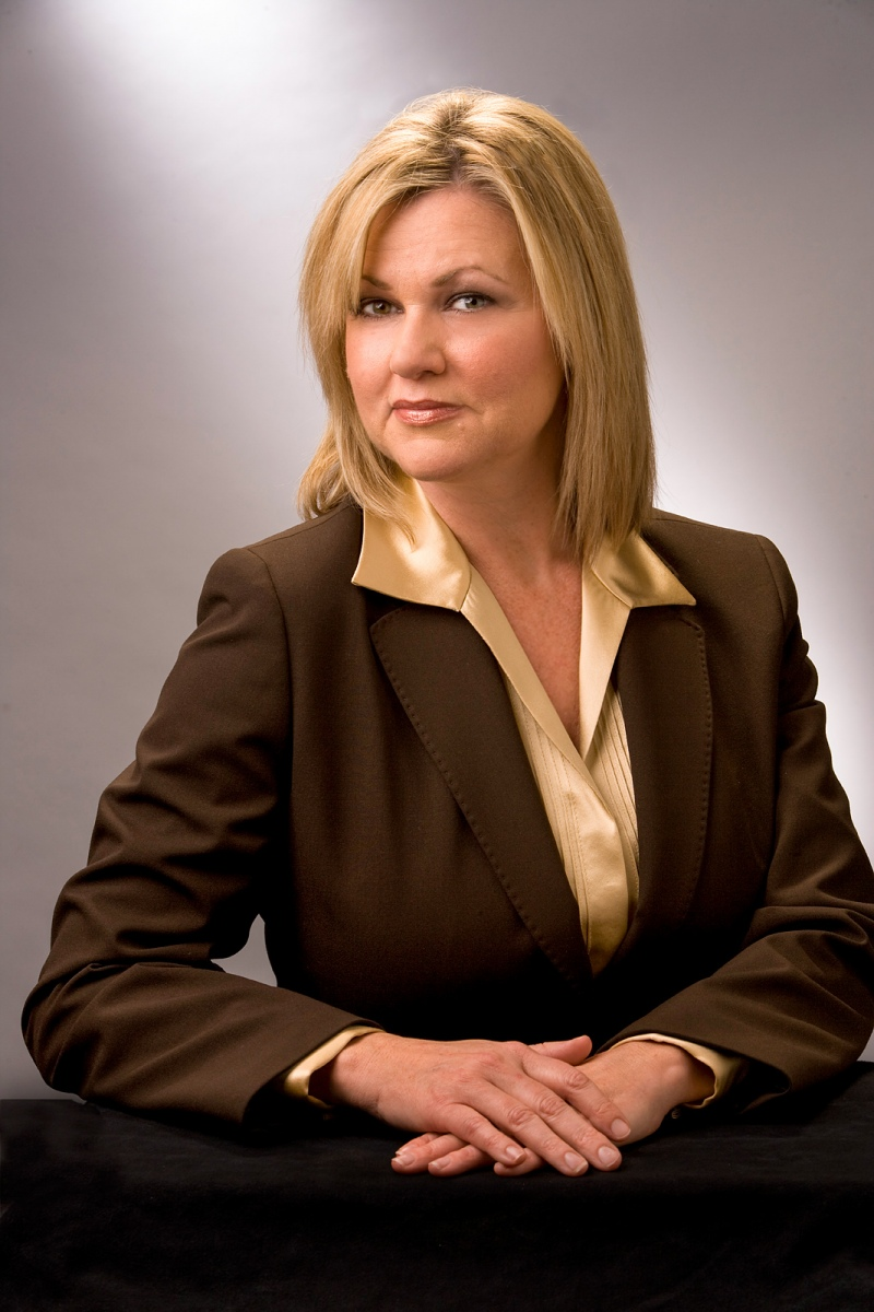 Women's Business Portrait
