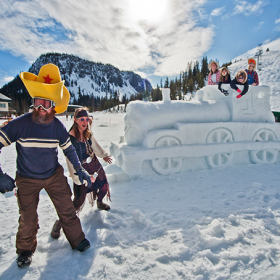 Hoodoo Winter Carnival